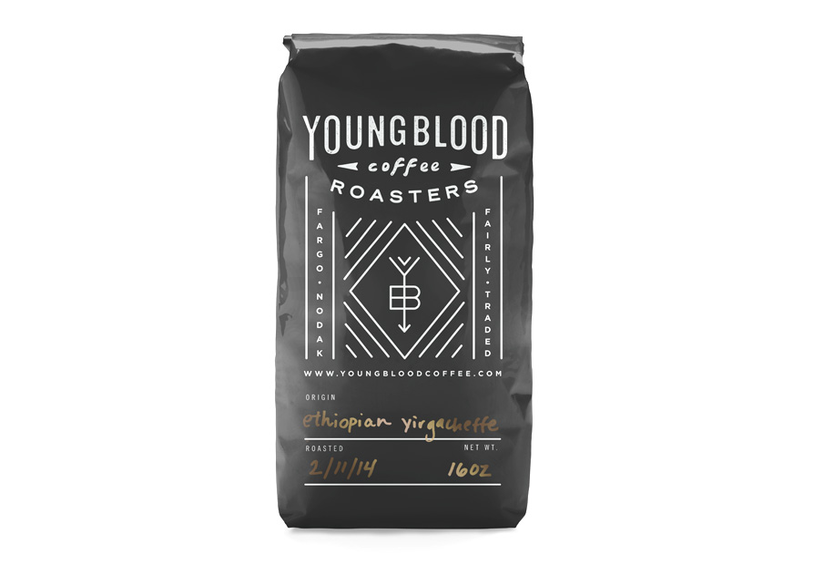 young blood coffee